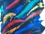 detail fron Rainbow monotype
